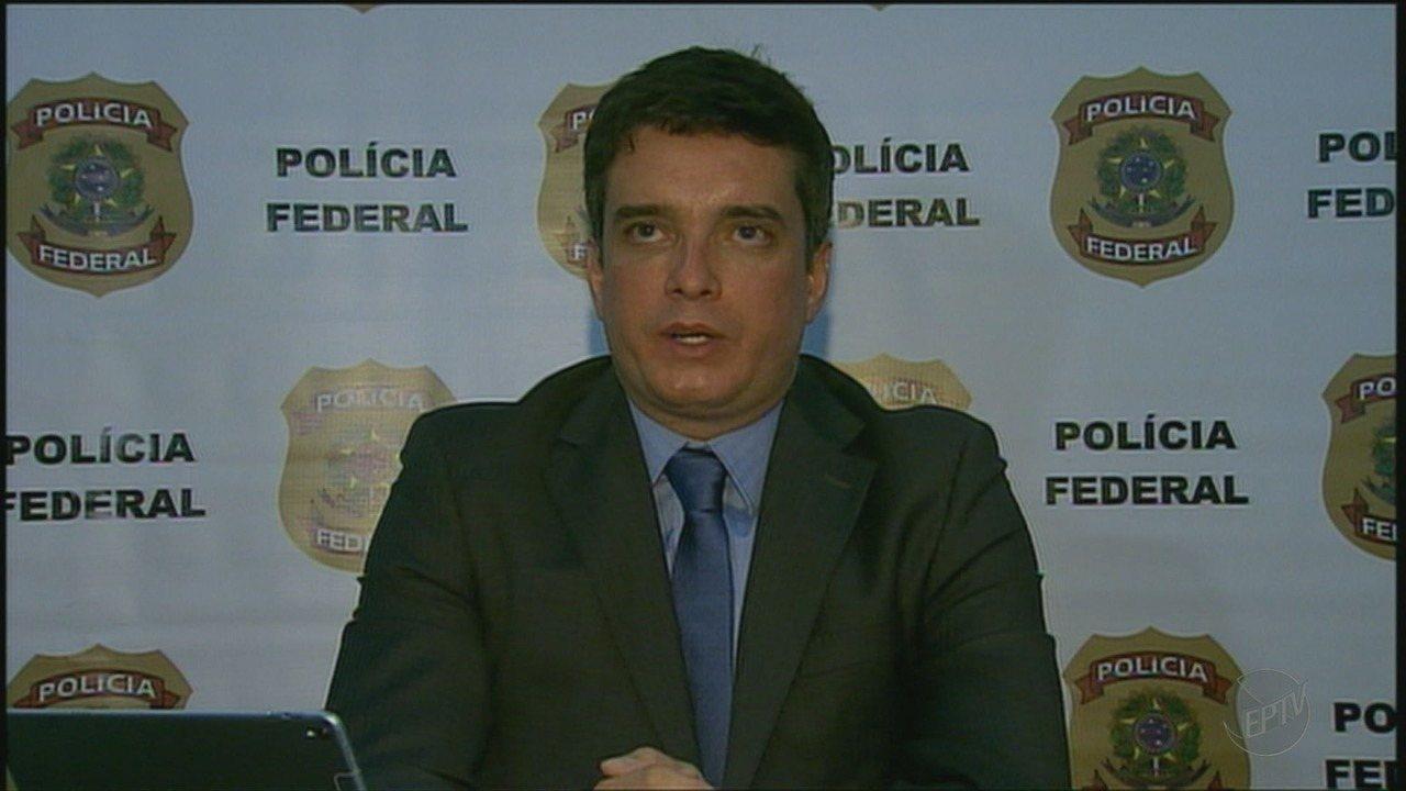 Polícia Federal faz operação contra fraudes em contratos agrícolas na região de Ribeirão