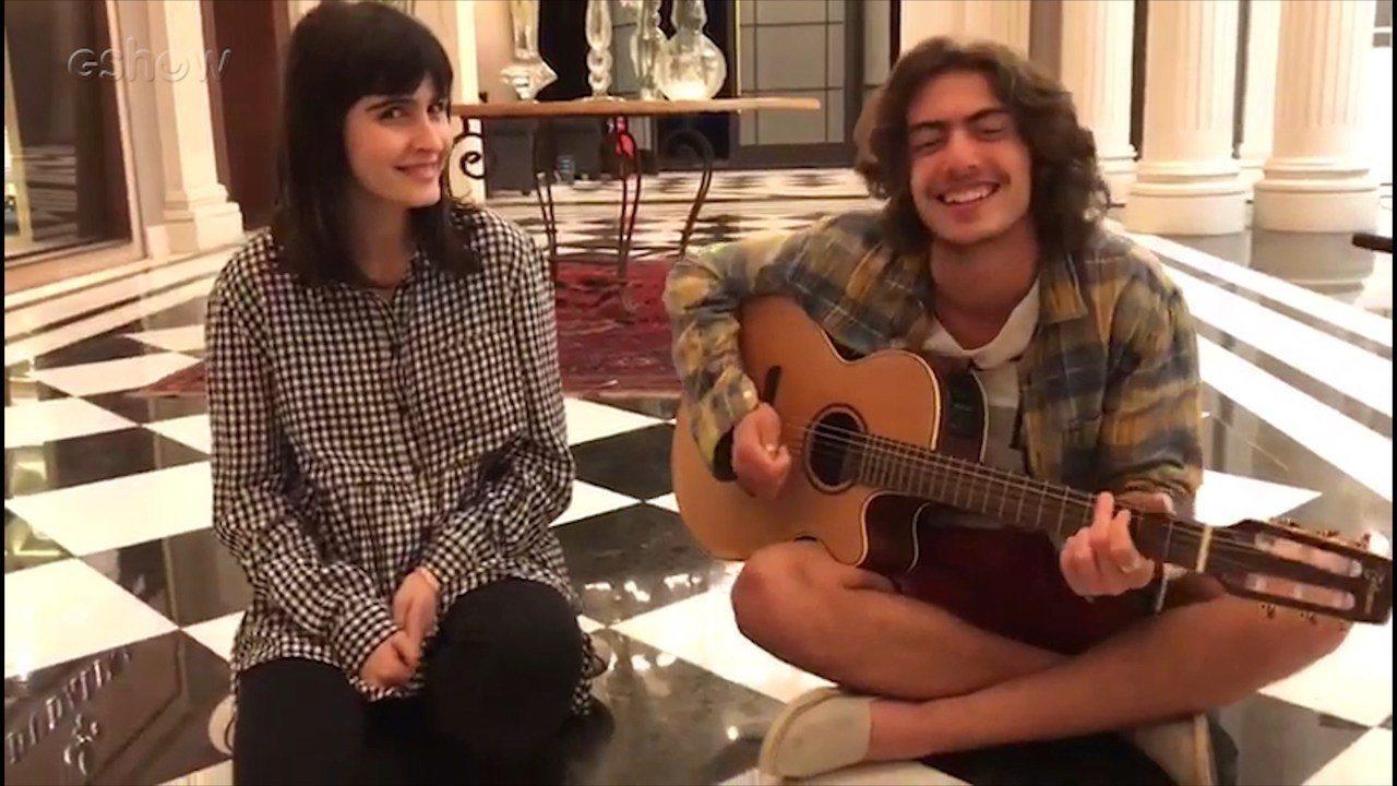 Confira os bastidores da noite romântica de Márcio e Bebeth