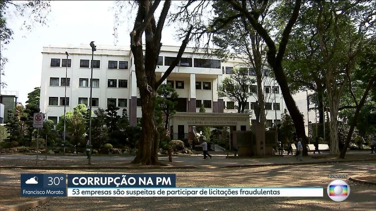 Polícia Civil investiga empresas suspeitas de participar de licitações fraudulentas