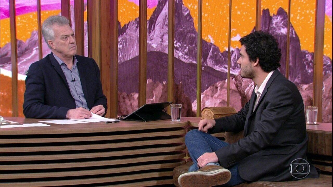 Fellipe Barbosa fala sobre a idealização de seu filme 'Gabriel e a Montanha'