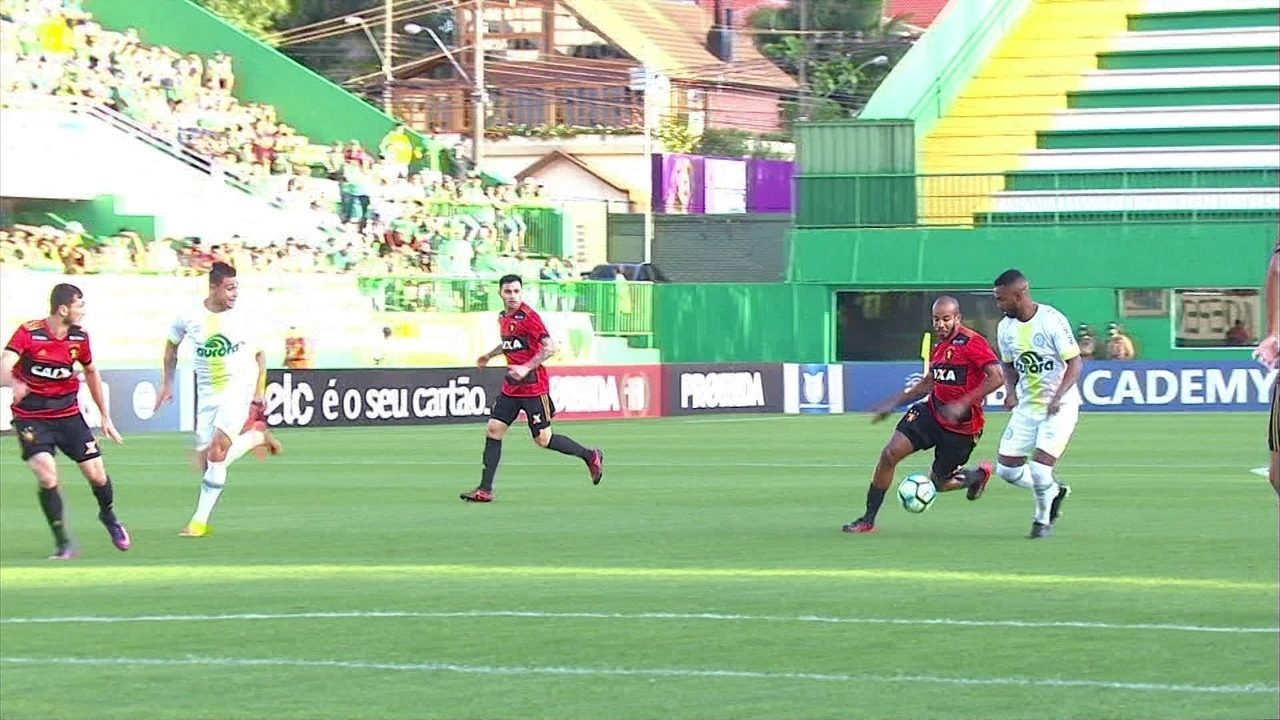44d1acec9b Melhores momentos de Chapecoense 1 x 1 Sport pela 32ª rodada do Campeonato  Brasileiro