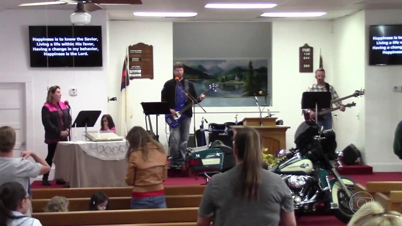 Atirador abre fogo em igreja no Texas e deixa mortos e feridos