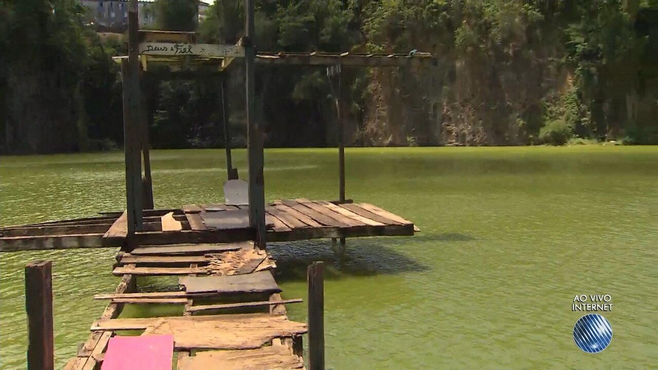 Corpo de adolescente desaparecido é encontrado em lagoa no Cabula