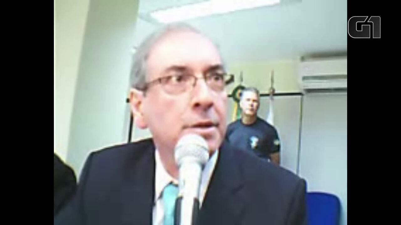 Cunha diz que Funaro não tinha nenhuma relação com o PMDB