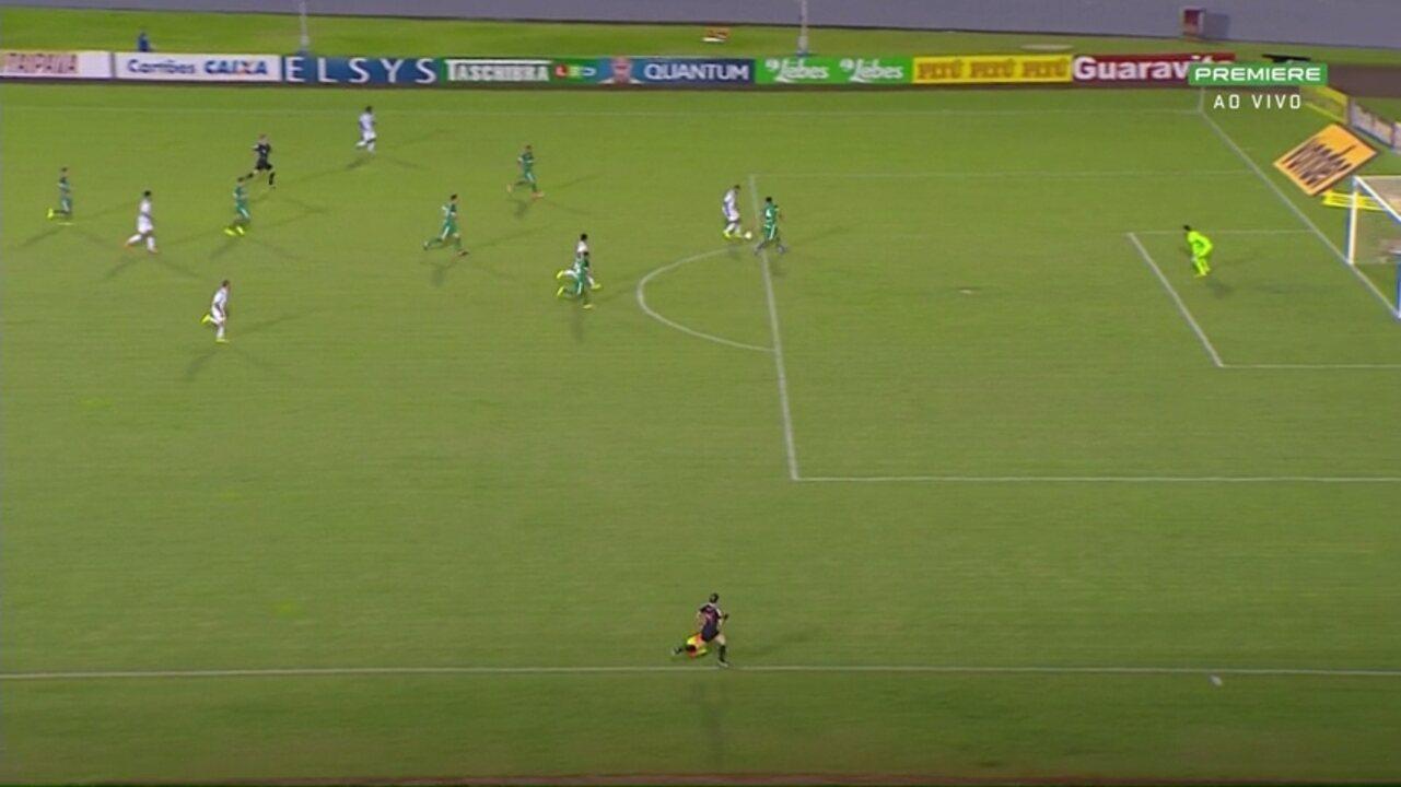 Confira os melhores momentos de Londrina 2x0 Goiás, pela 34ª rodada da Série B