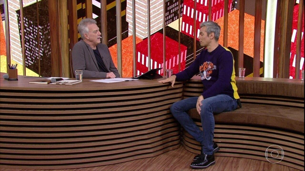Otaviano Costa lembra como conseguiu 1º emprego no rádio