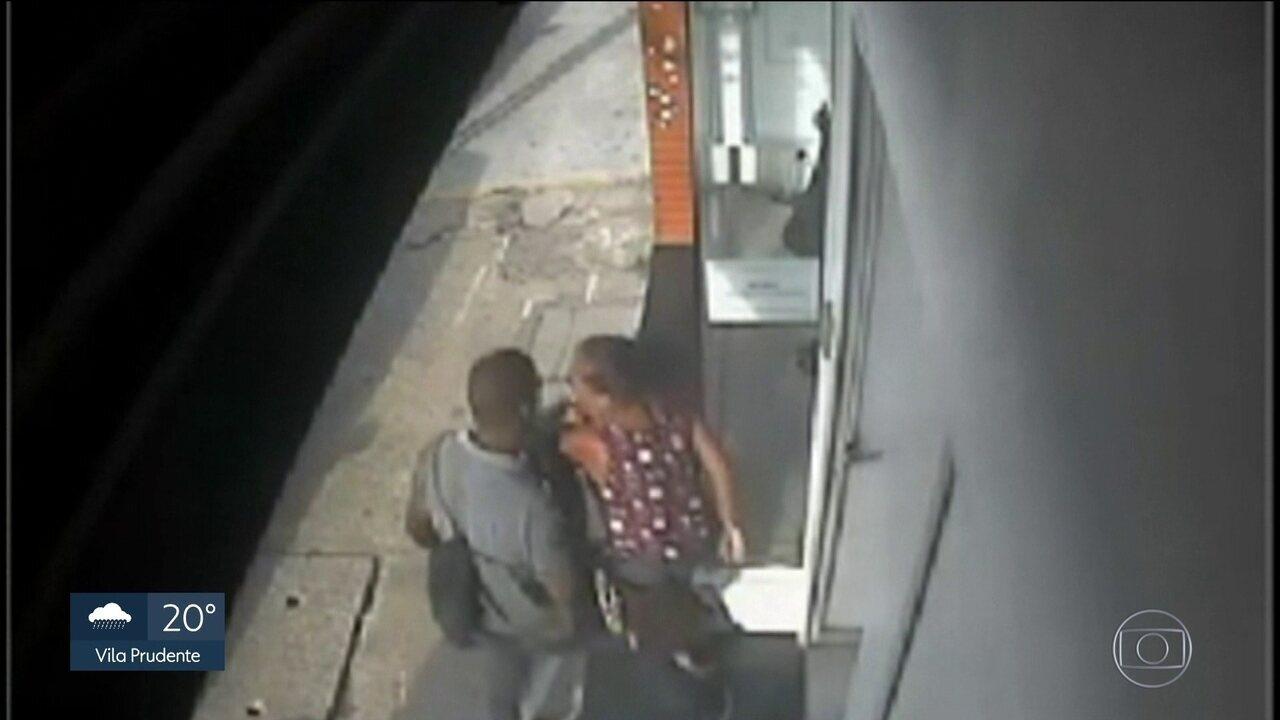 Homem acusado de matar a mulher no Bom Retiro se entrega à polícia