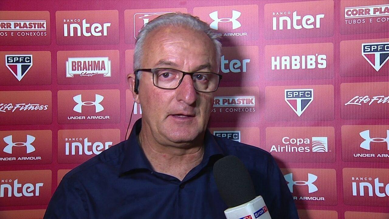 Dorival agradece a Muricy por apoio no momento mais difícil do São Paulo