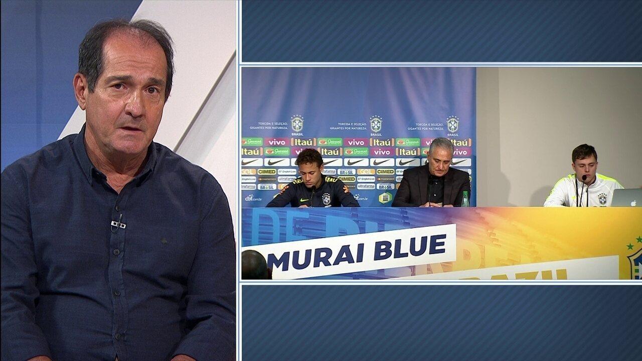 Muricy analisa comentário de Neymar sobre relação no Paris Saint Germain