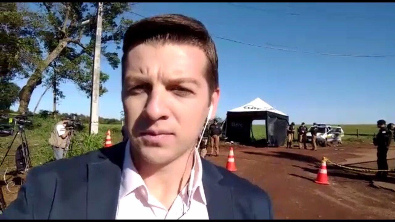 Rebelião na Penitenciária Estadual de Cascavel já passa de 40 horas