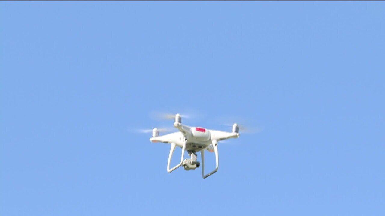Drones mais usados no Brasil custam cerca de R$ 6 mil