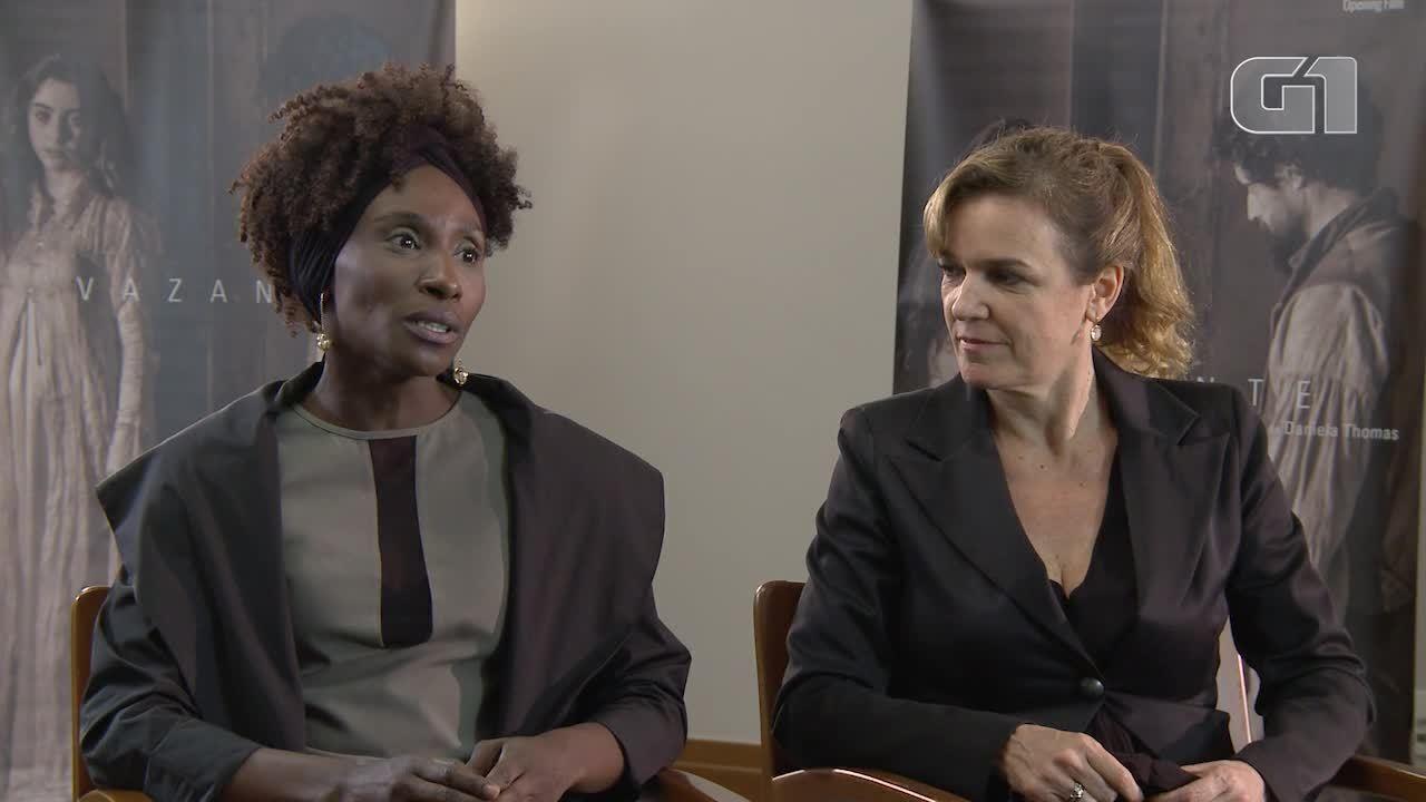 Sandra Coveloni e Jai Baptista falam sobre o filme 'Vazante