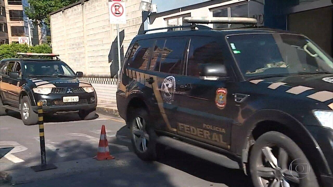 Cinco pessoas são presas suspeitas de golpes a servidores públicos em Minas Gerais