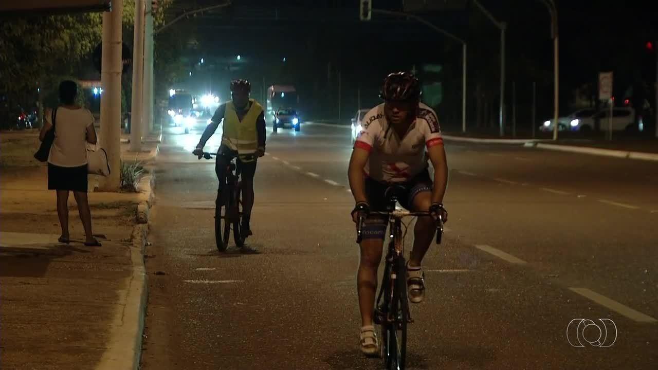 Após atropelamento, ciclistas pedem mais segurança no trânsito