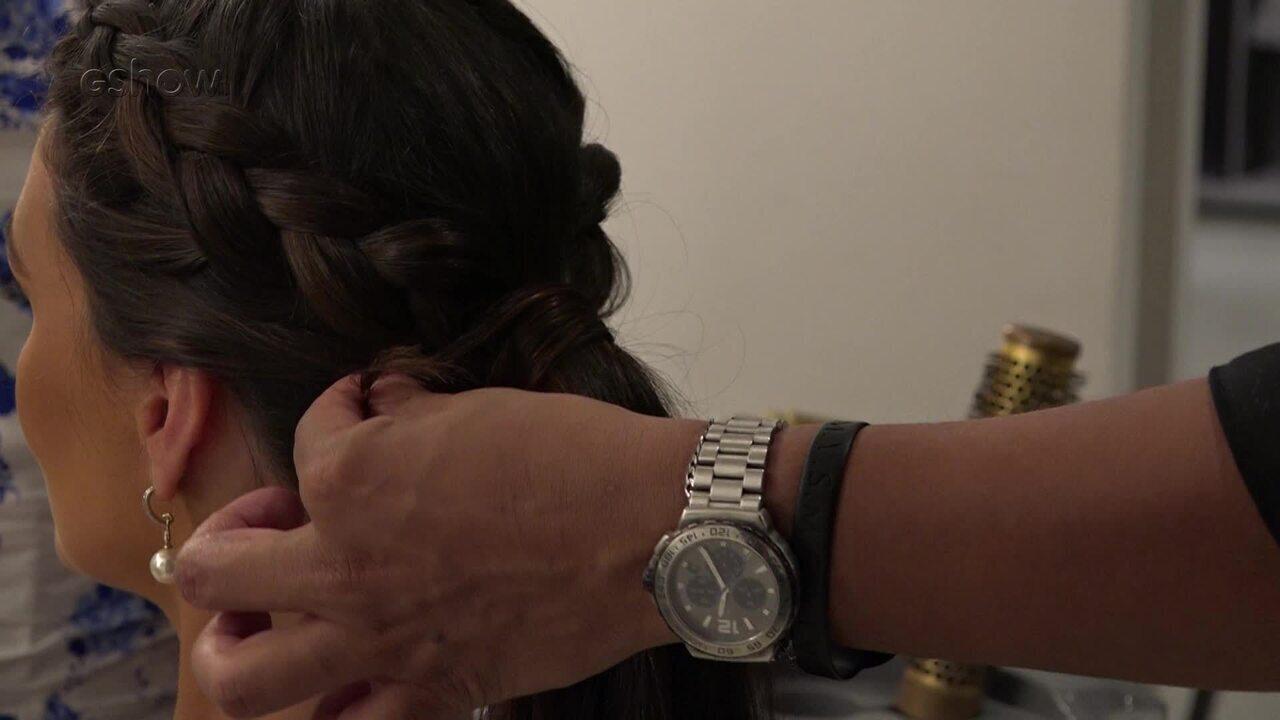 Veja as dicas de cabelo para um casamento de dia com Daniella Sarahyba