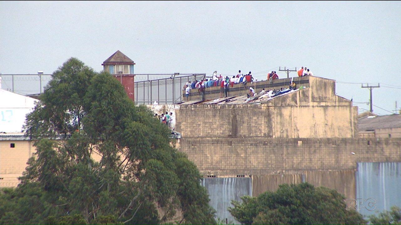 Secretário de Segurança Pública fala sobre os problemas no sistema penitenciário do Paraná