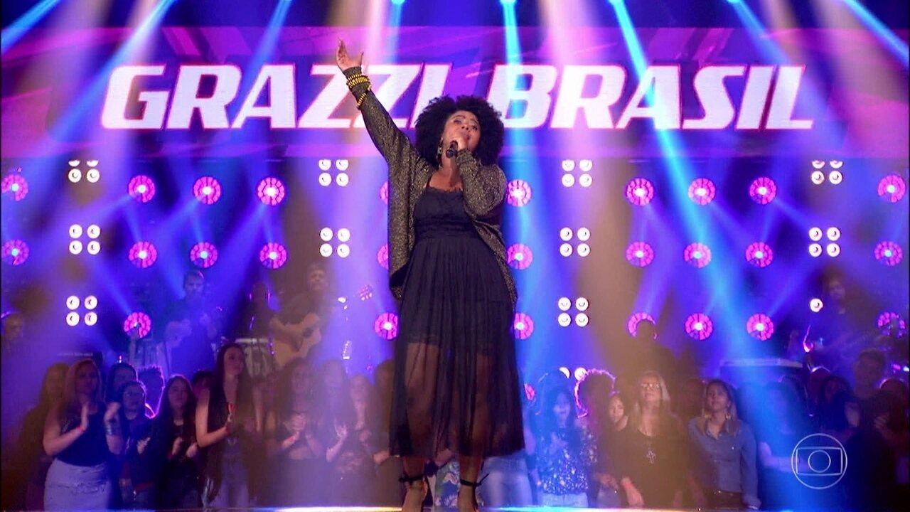 Grazzi Brasil canta