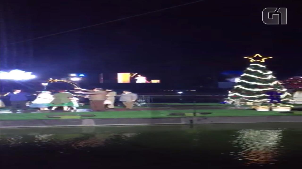 Reencontros de Natal estreia na programação do Natal Luz 2017