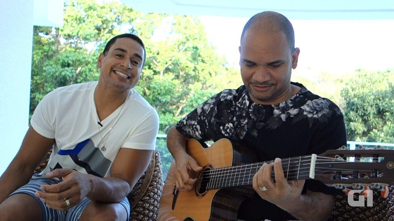 Xanddy apresenta música nova ao público do Festival