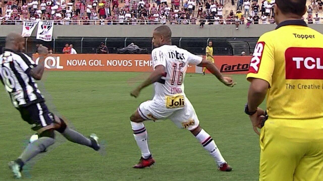 Edimar, Pimpão, Jorginho, Cristian e David: vote no abusado da 36ª rodada