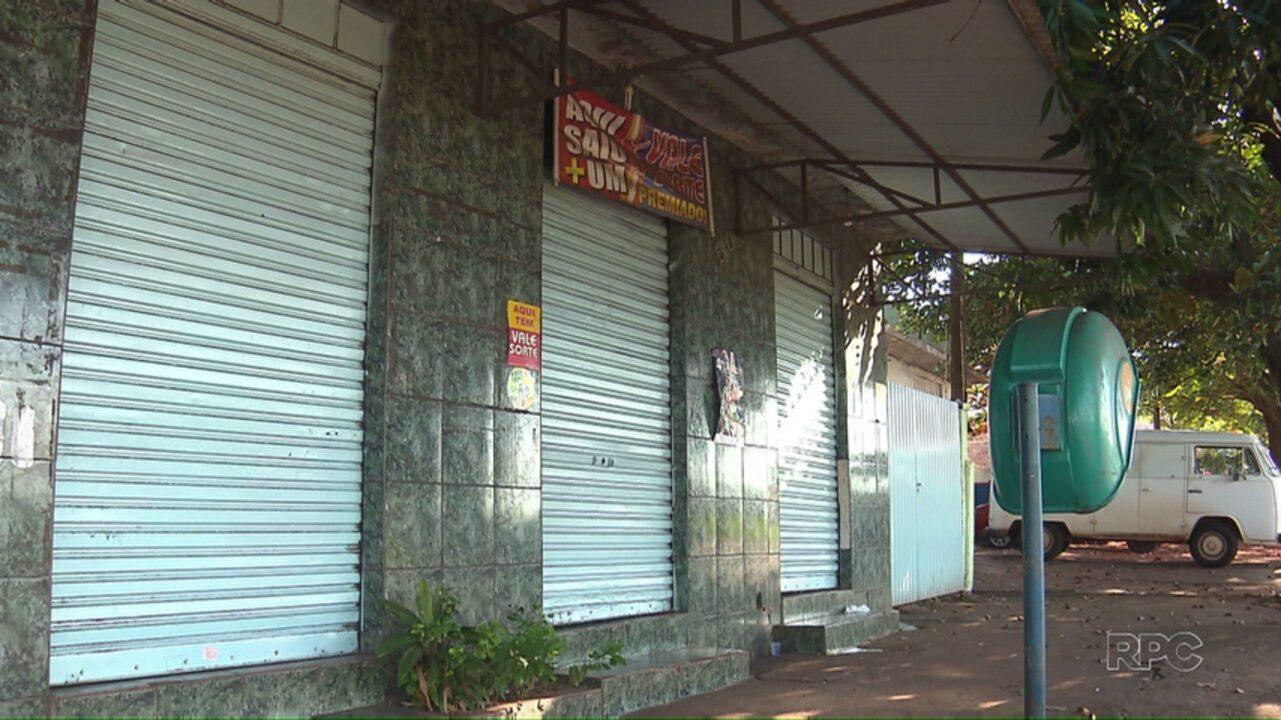 Polícia prende quatro suspeitos de assaltarem um bar em Paiçandu