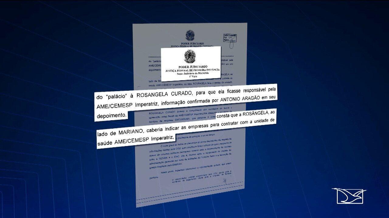 Dossiê encontrado pela Polícia Federal tem citação ao Palácio dos Leões