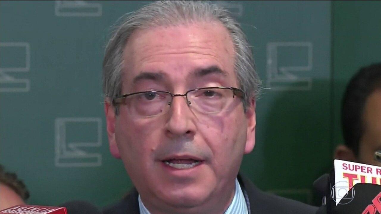 Tribunal Regional Federal diminui pena de Eduardo Cunha em 10 meses