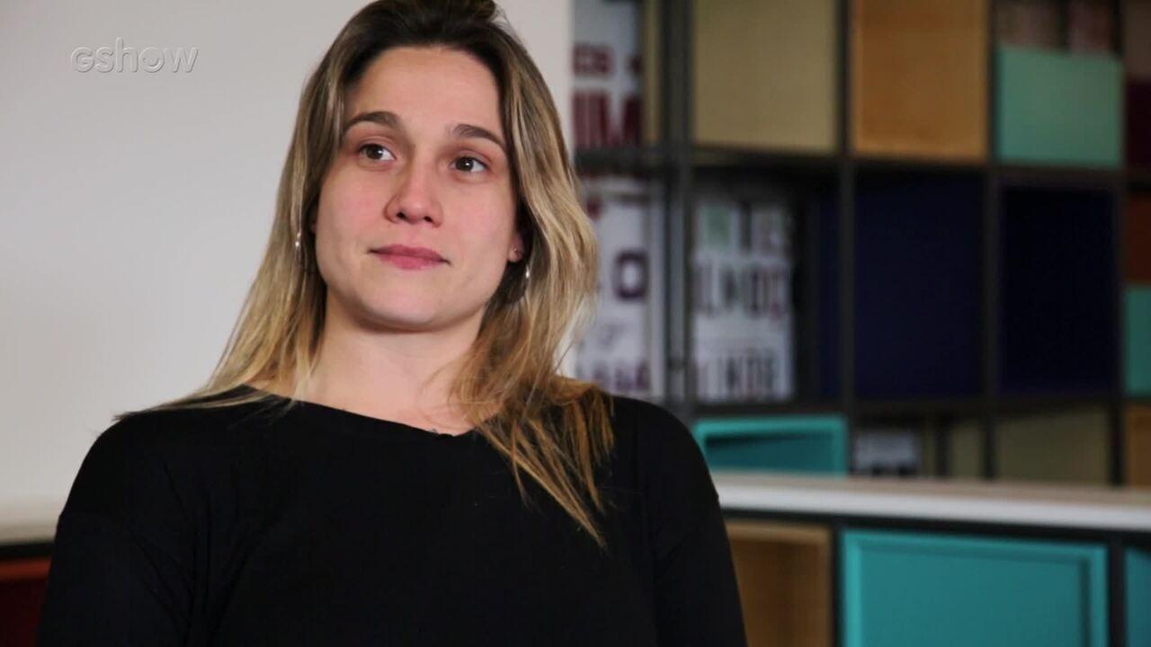 Fernanda Gentil fala sobre carreira, família, relação com os fãs e seu projeto social