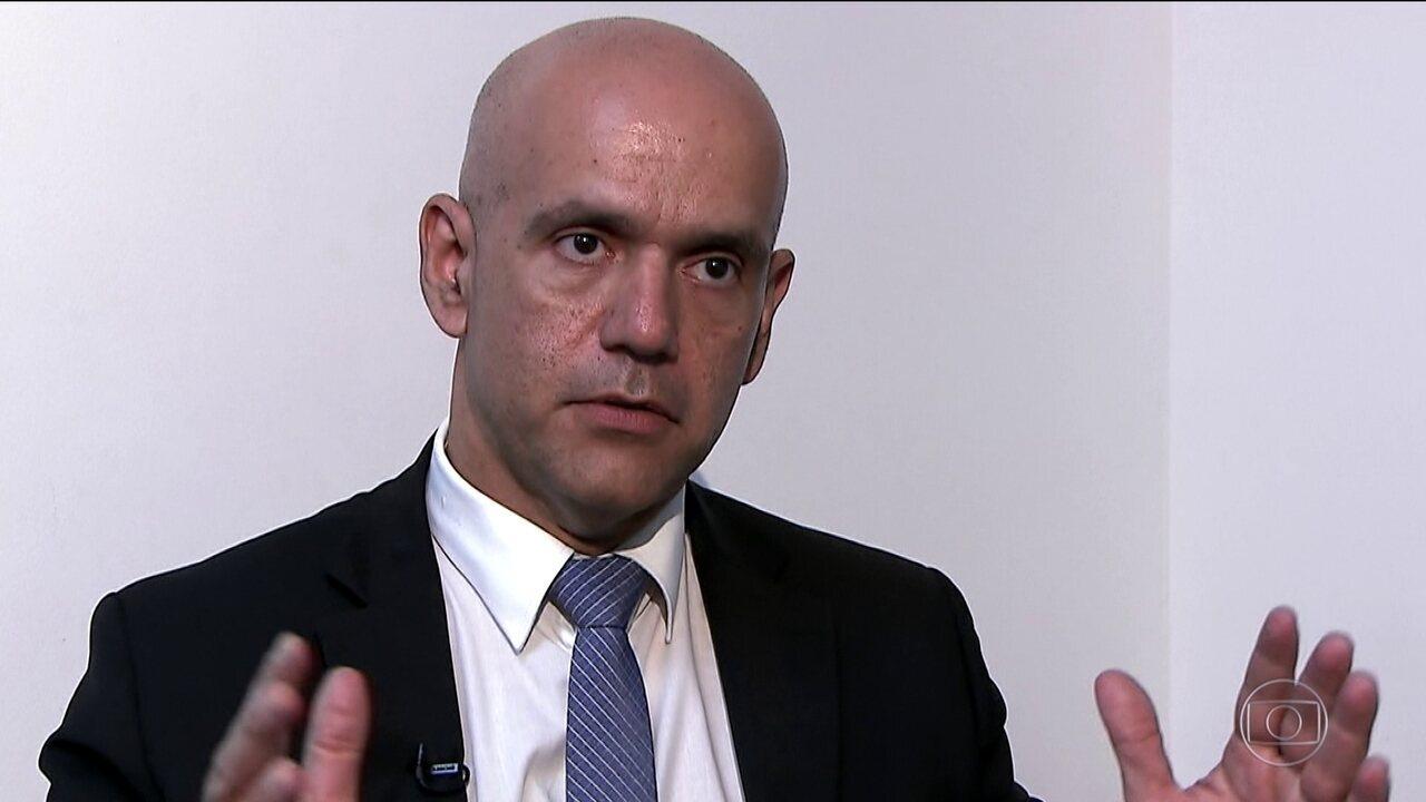 Marcelo Caetano diz que a aprovação da reforma é o caminho para a geração de empregos