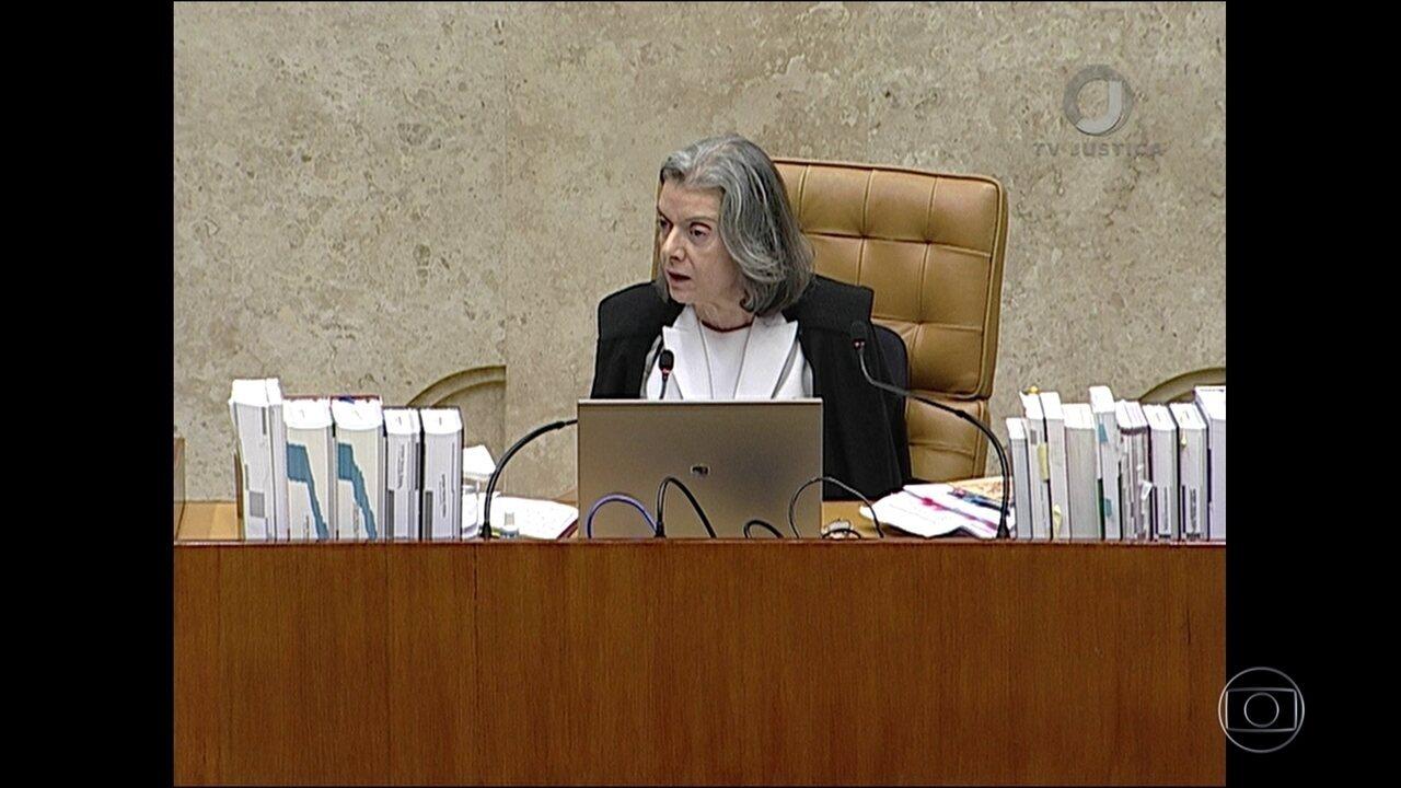 'O juiz brasileiro é um juiz valoroso', diz Cármen Lúcia