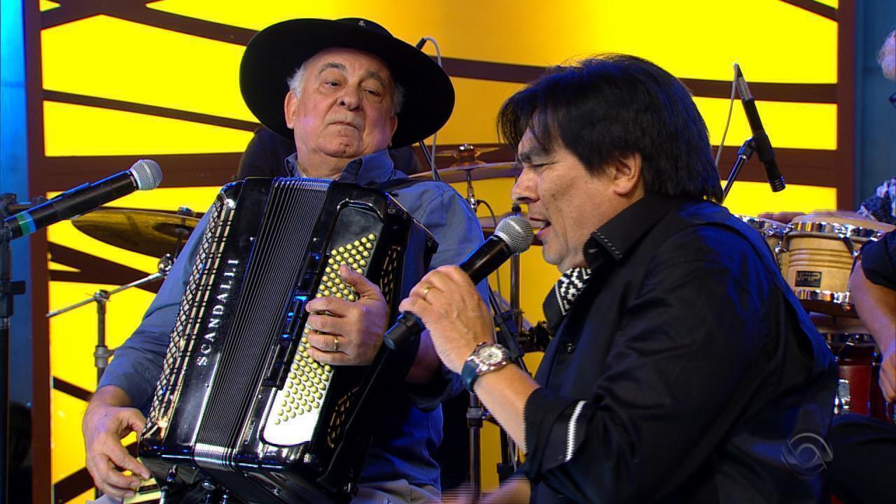 'Galpão Crioulo' homenageia Daniel Torres pelos 40 anos de carreira (bloco 1)