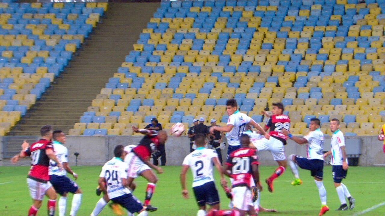 Melhores momentos de Flamengo 2 x 1 Junior Barranquilla pela semifinal da Sul-Americana