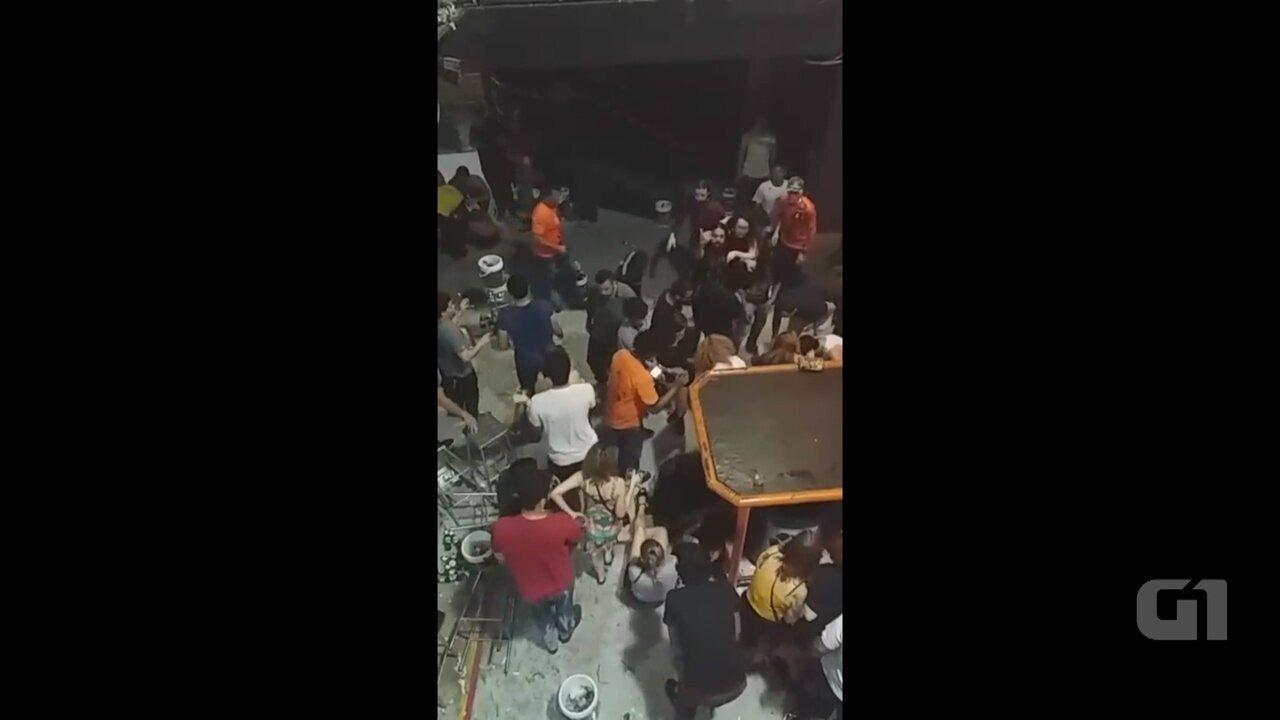 Homem é morto a tiros dentro de casa de show em Manaus