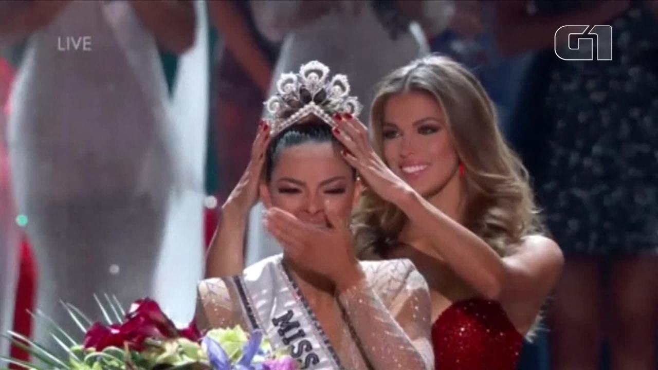 Sul-africana vence o Miss Universo 2017