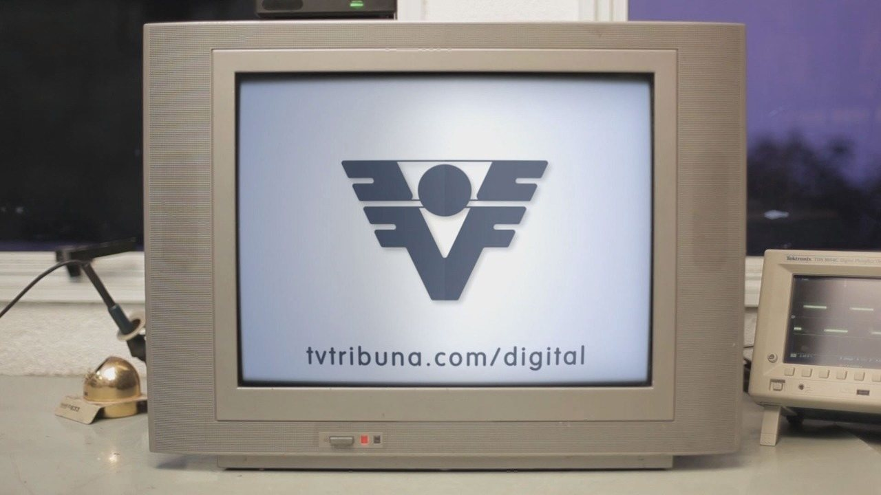 TV Tribuna Digital - Instalação
