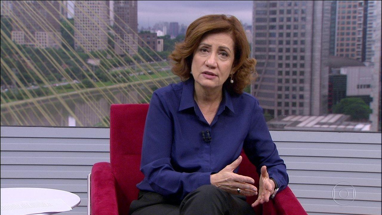Miriam Leitão: 'Acordo é importante para Justiça, poupadores e bancos'