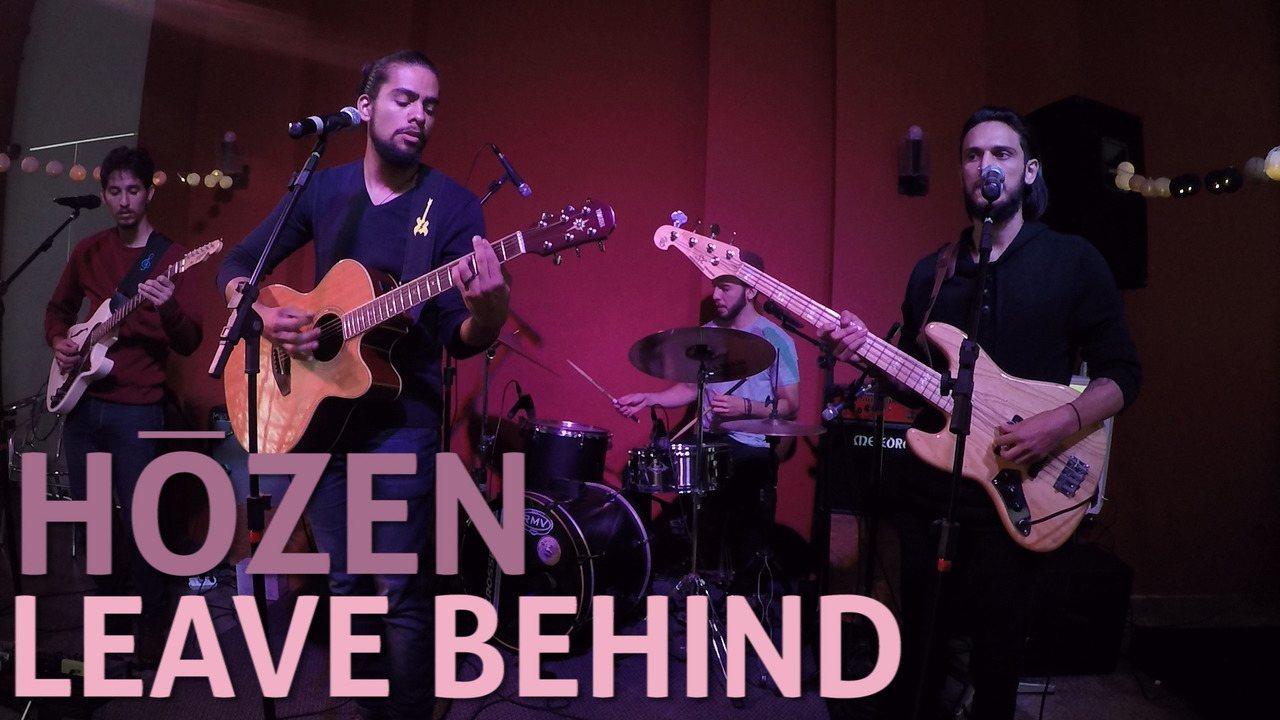 Hozen - Leave Behind (no Som Nascente)