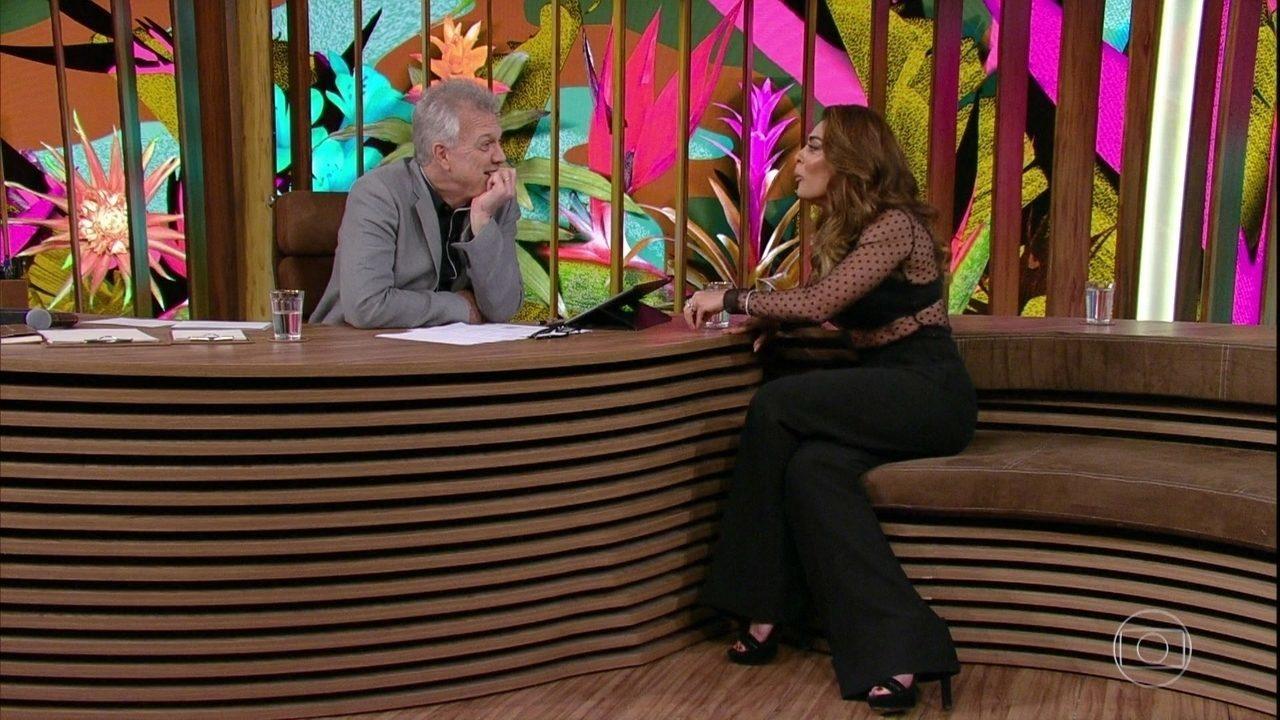 Juliana Paes parou o Brasil com a polêmica Bibi Perigosa