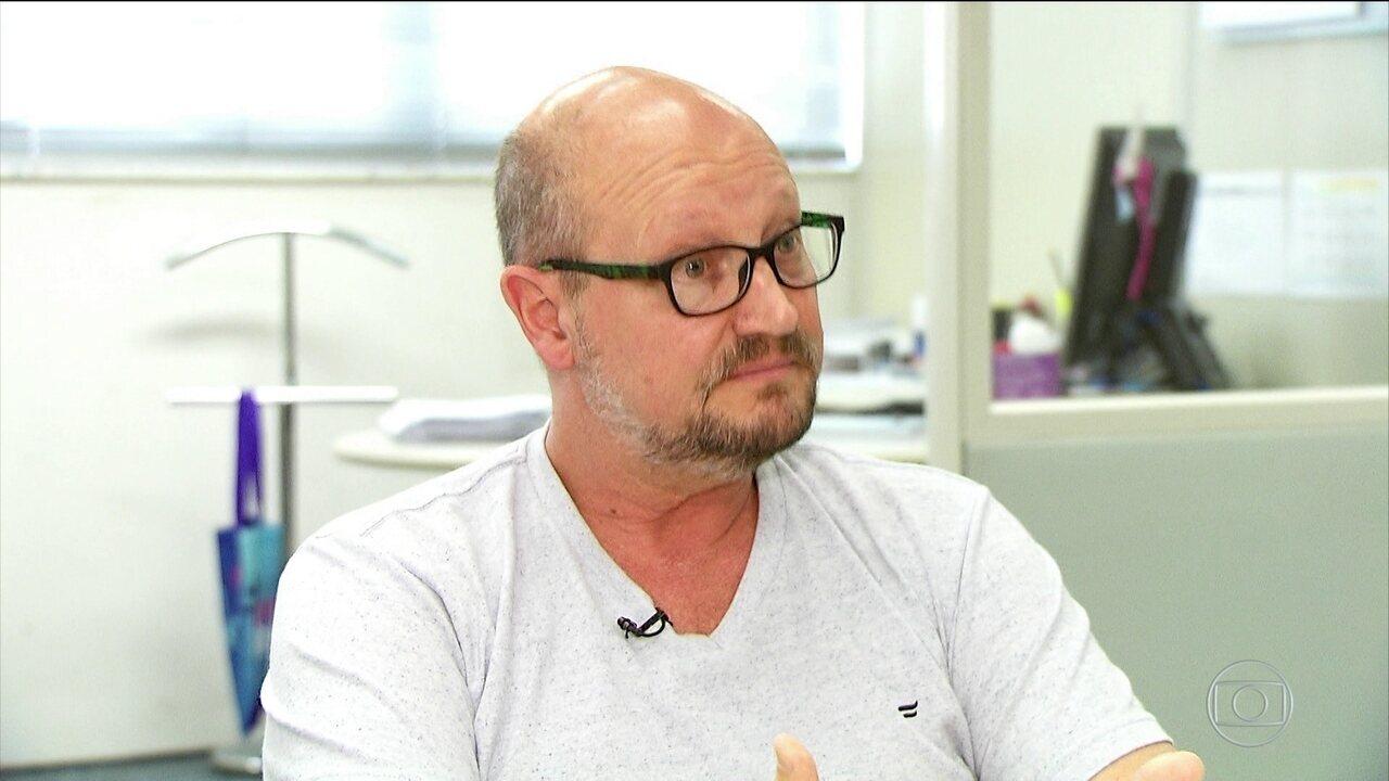 Analista Edgar Vicentin escapou do cálculo novo da aposentadoria