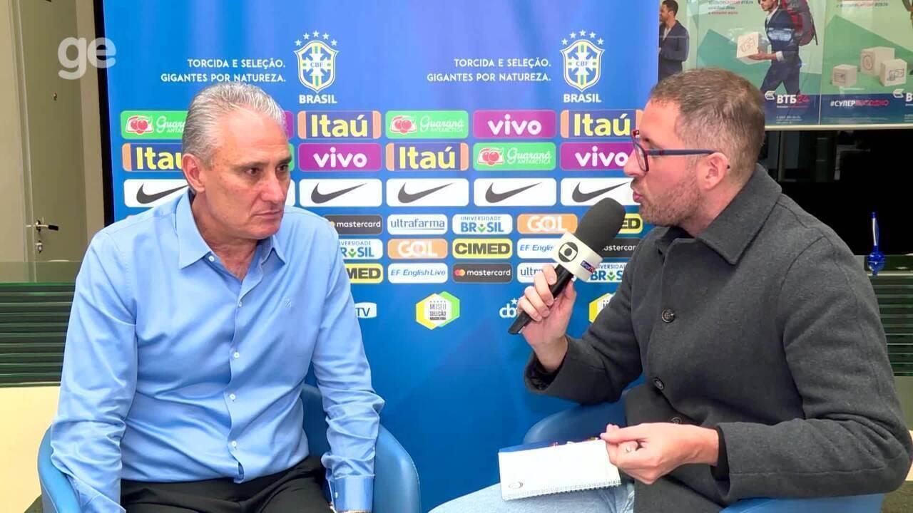 Tite responde, em um minuto, sobre questões da seleção brasileira