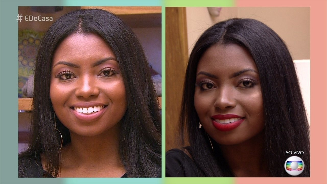 Blogueira ensina maquiagem para as festas de fim de ano