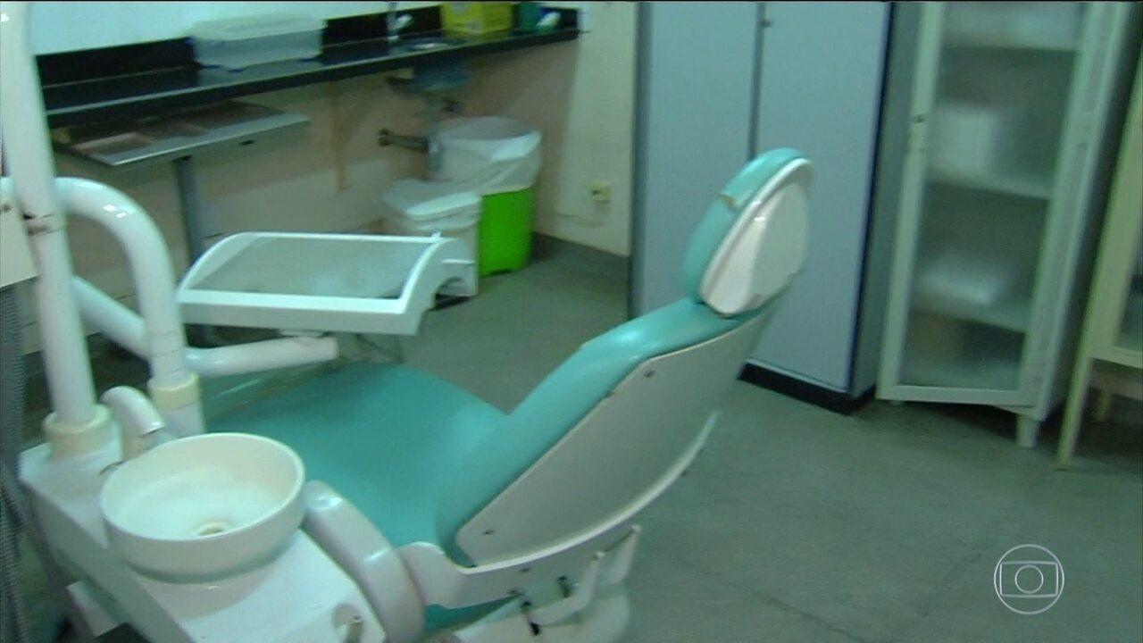 Pacientes precisam peregrinar em busca de atendimento odontológico em Goiânia