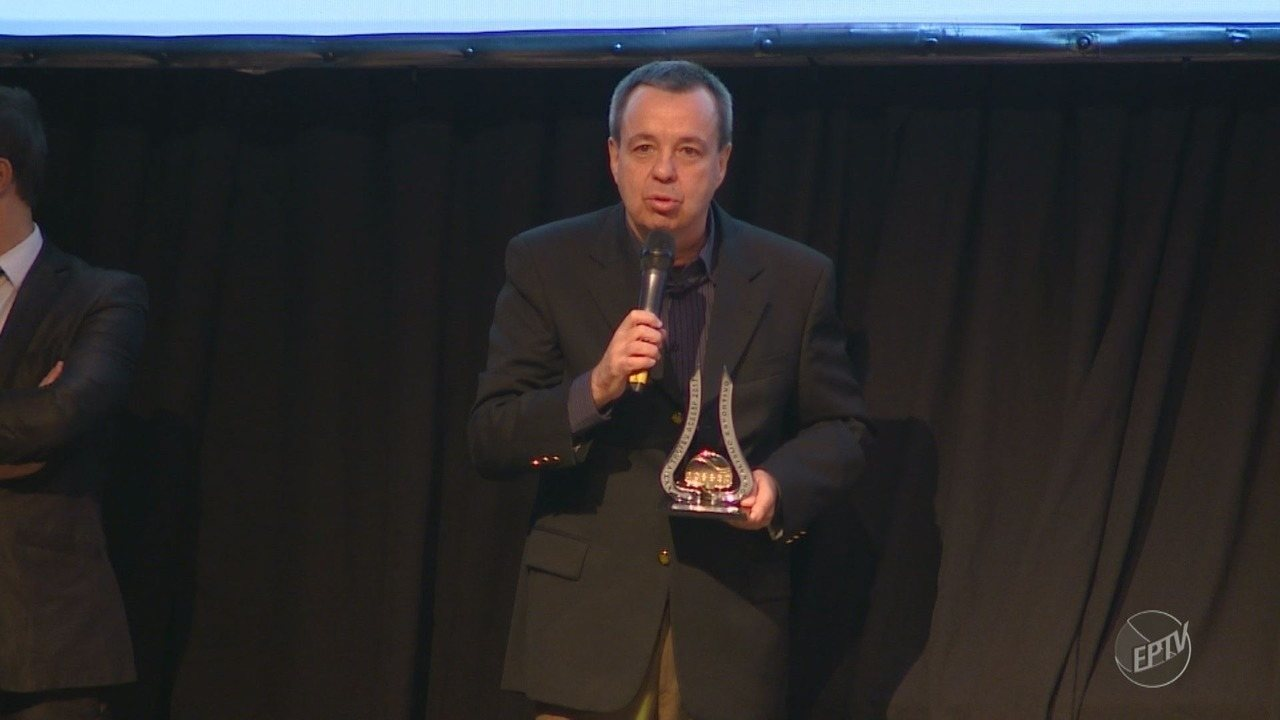 Equipe de esporte da EPTV conquista prêmio da Associação dos Cronistas Esportivos