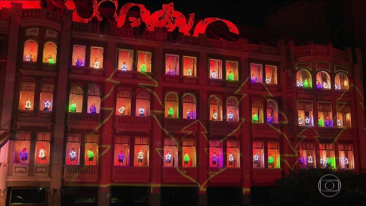 Coral de Natal de Curitiba tem inspiração no universo dos filmes infantis