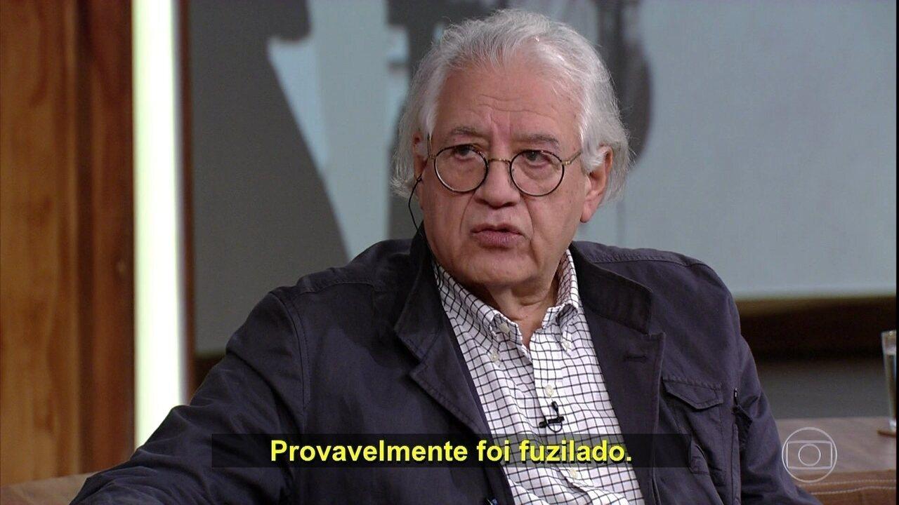 Cineasta comenta perda de amigo fotógrafo no período da ditadura chilena