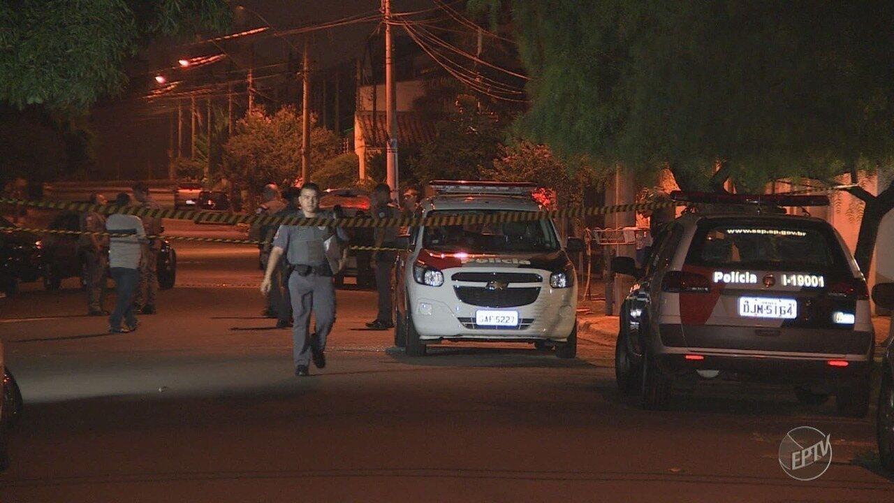 Tentativa de assalto a residência termina com três suspeitos e vítima feridos em Americana