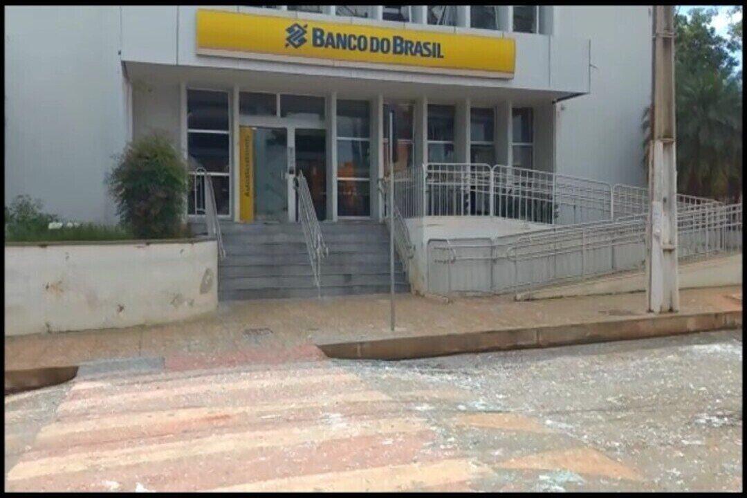 PM prende dois suspeitos de ataque a banco de Pompéu