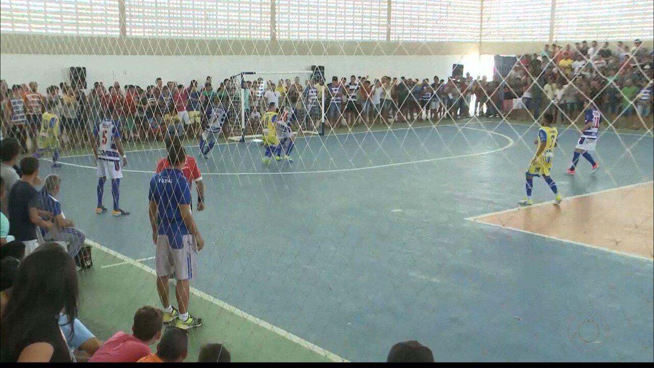 Horizonte leva a melhor e vence o Brejo do Cruz na final da Liga Nordeste de Futsal