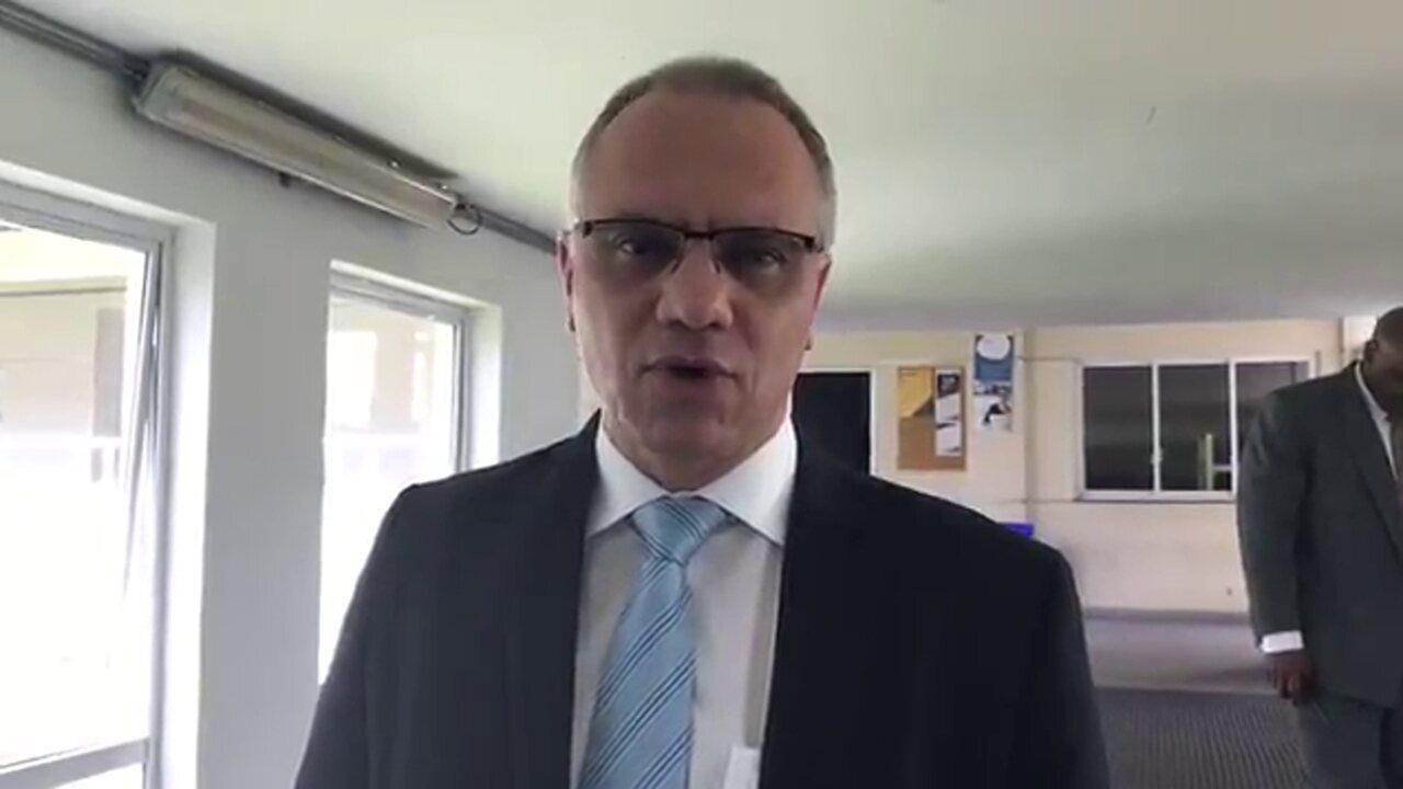 Secretário de Segurança , Roberto Sá gravou mensagem parabenizando policiais civis