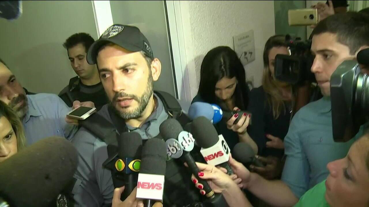 'Tínhamos informações muito precisas', diz delegado sobre prisão de Rogério 157